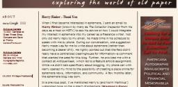 List of Great Postcards Blog