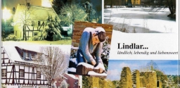 Postcrossing 2: Lindlar, Germany