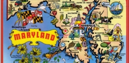 Postcard Series 13: Maryland, USA