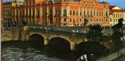 Postcard Series 16: St. Petersburg, Russia