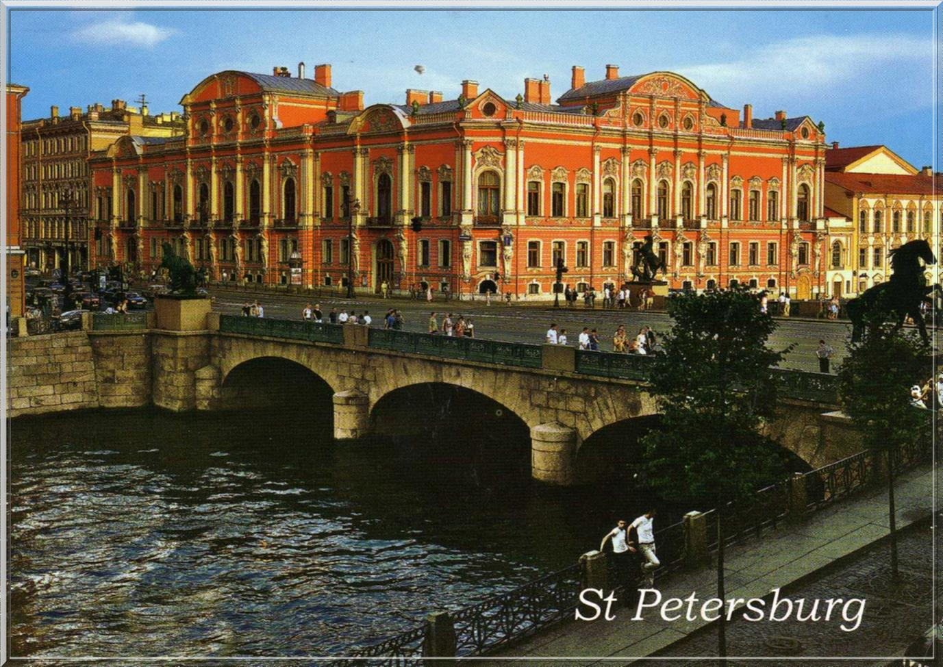 Saint Petersburg Russia Travel Guide
